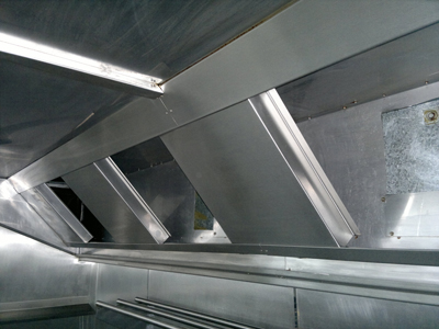 Kitchen Canopy and Extraction Duct Cleaning & Canopy Cleaning | Clean Image